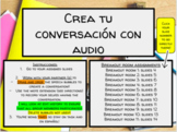 Basic Spanish Intros Conversation Practice for Breakout rooms