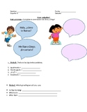 Basic Spanish greetings