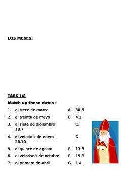 Basic Spanish introductions