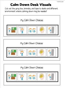 Basic Special Education Behavior Management Pack