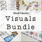 Special Education Classroom Visual Schedule Classroom Bundle