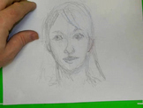 Basic Steps In Drawing The Face Step By Step