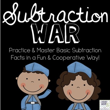 Basic Facts War: Subtraction