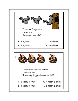 Basic Subtraction-Part 1