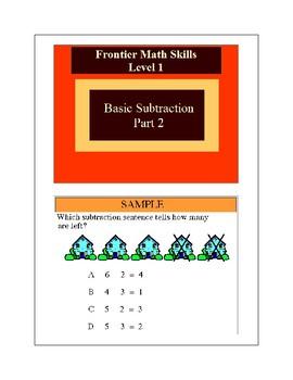 Basic Subtraction-Part 2