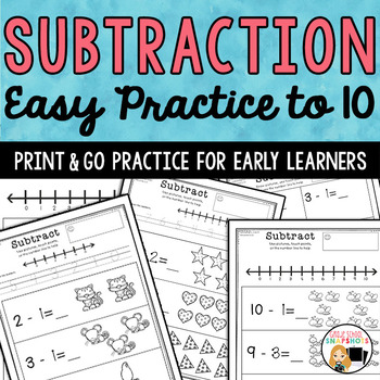 Subtraction - Set 1