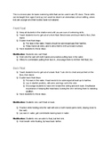 Basic Swimming Lesson Plan For Physical Education