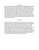 Basic TPR story using active vocabulary