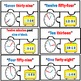 Basic Telling Time Work station Puzzles Math Centers Neare