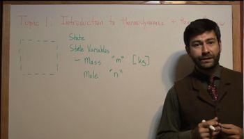 Basic Thermodynamics: Part 1