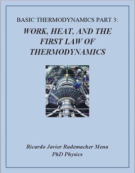 Basic Thermodynamics: Part 3