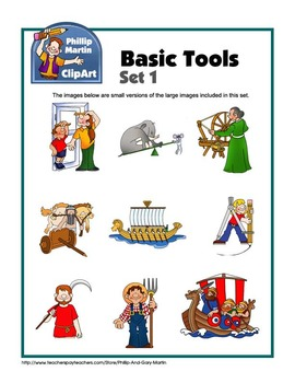 Basic Tools Set 1