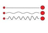 Basic Tracing Lines worksheet