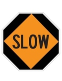 Drive the Alphabet Highway - Basic Traffic Signs - ROAD COLLECTION