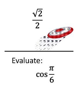 Basic Trigonometry Scavenger Hunt