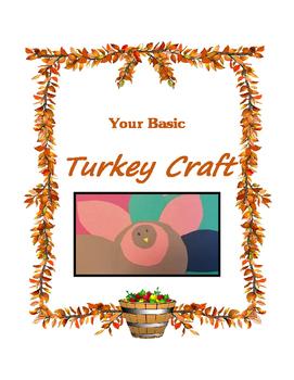 Basic Turkey Craft