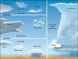 Basic Types of Clouds