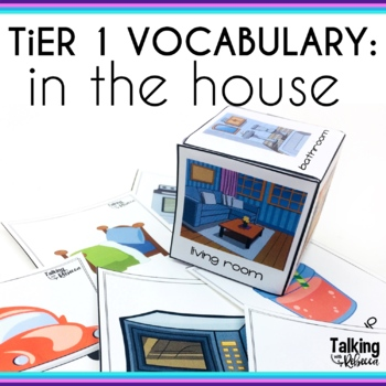 Basic Vocabulary Activities The House
