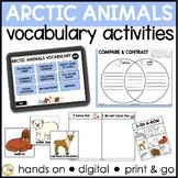 Basic Vocabulary-Arctic Animals