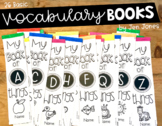 My Book of Things: 26 Pre-A Level Books for Emerging Readers