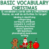 Basic Vocabulary: Christmas