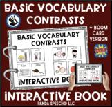 Basic Vocabulary Contrasts