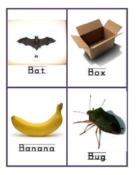 Basic Vocabulary Flash Cards