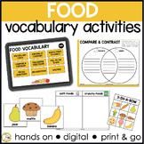 Basic Vocabulary-Food
