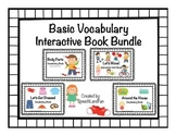 Basic Vocabulary Book Bundle