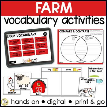 Basic Vocabulary: On the Farm