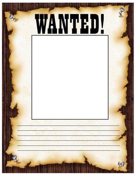 Basic Wanted Poster