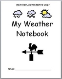 Basic Weather Concepts Notebook