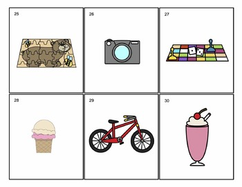 Basic Question Resource in Spanish with Picture Cues - 65 Sets