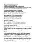 Basic economics multiple-choice quiz