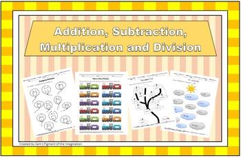 Basic math operations (sample)