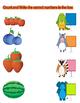 Basic math workbook for Preschool