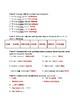 Basic numbers, days, greetings Vocab (números, saludos, despedidas y días)