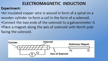 Basic of Electromagnetic Induction