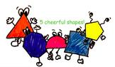 Basic shapes clip art