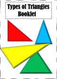 Basic types of triangle facts and teaching work pack