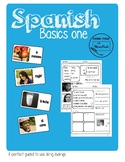 Basics 1 Spanish ( to go along with Duolingo)