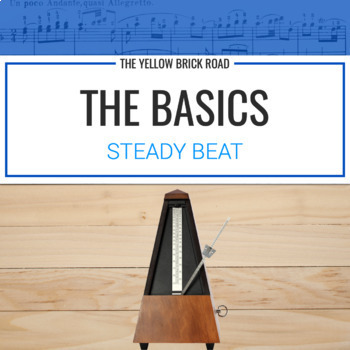 Basics Bundle for the Elements of Music