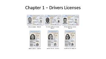 Drivers Manual / Permit NY Bundle