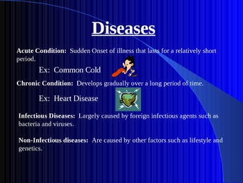 Basics Of Diseases & Viruses