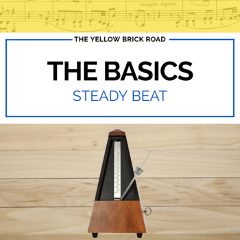 Basics of Steady Beat in Music