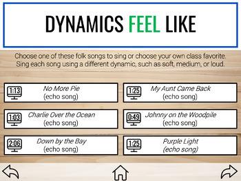 Basics of Dynamics in Music