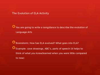 Basics of ELA