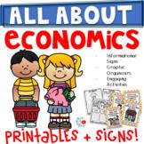 All About ECONOMICS (TEKS & CCSS Aligned)
