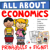 All About ECONOMICS (TEKS & CCSS Aligned)