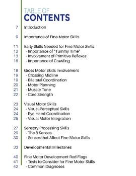 Basics of Fine Motor Skills - Developmental Activities for Kids